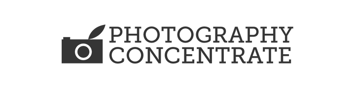 Photography Concentrate logo.