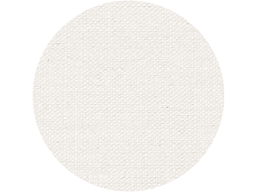 Classic linen swatch - Ivory