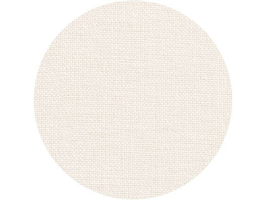 Premium Colored linen swatch - Ivory