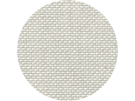 Premium Natural linen swatch - Salt