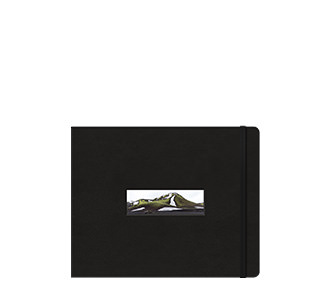 Moleskine Monograph Photo Book