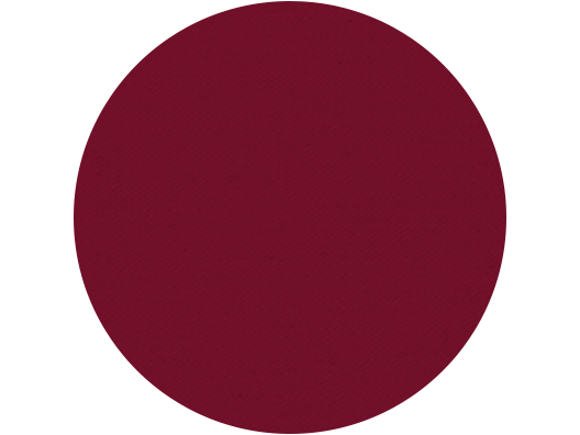 Classic Linen swatch - Ruby Red