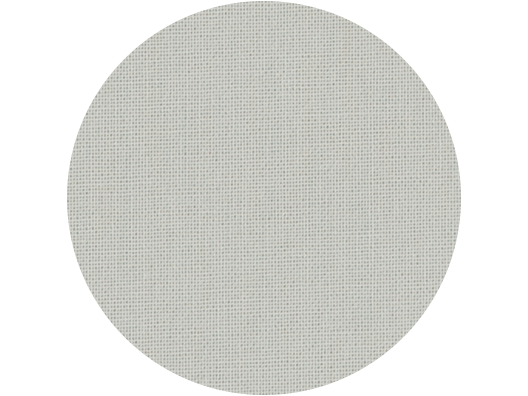 Premium Colored Linen swatch - Stone