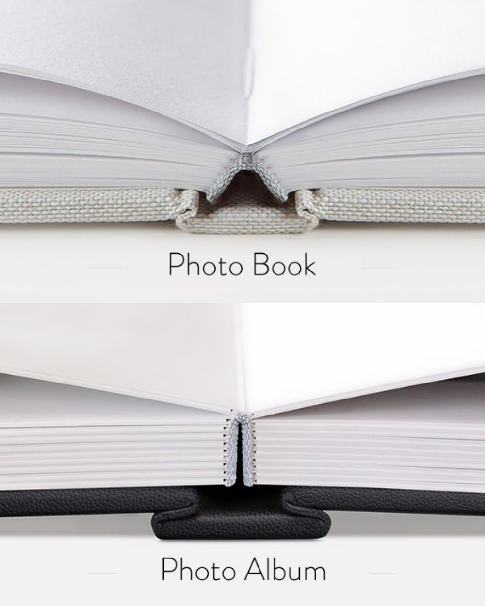The Difference Between Photo Books Albums Milk Books