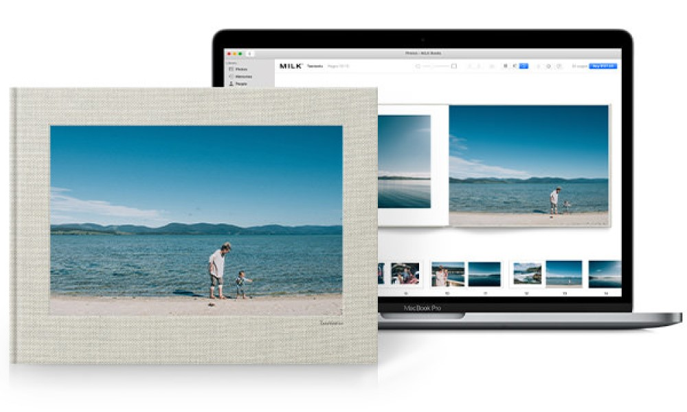 Project Extension For Apple Photos Milk Books